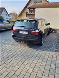 BMW X3 3.0d 221HP so servis kniska