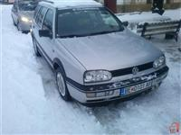 VW GOLF 3 KARAVAN 1.9 TDI 90 KS -98