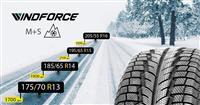 Zimski gumi so fabricki ceni M+S Windforce