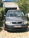 VW Touran -06 2.0 tdi 6 berzini