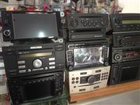 Auto radia za site avtomobili N-Sound