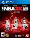 NBA 2016 za PS4