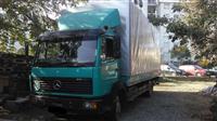 Prevoz na roba i selidbi niz Makedonija so RAMPA