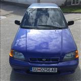 Subaru Justy -97