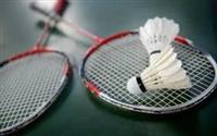 Badminton reketi par