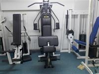Odlicno socuvani fitnes spravi