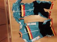 Nova obleka za velosipedisti
