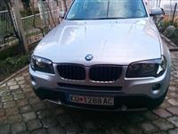 BMW X3 2.0D 4x4 -07 Redizajn Moze Zamena