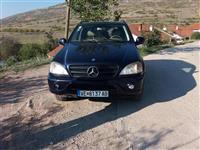 Mercedes ML 270 itno