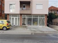 Dukan 250m2 vo Ohrid