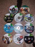 CD  za Xbox 360 11 igri