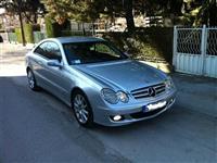 Mercedes CLK 220 cdi coupe -06 EKSTRA