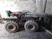 Traktor Toma Vinkovic 418  priklucna mehanizacija