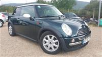 MINI COOPER ONE 1.4 DIZEL 75KS REG+SERVISIRAN -05