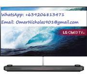 "LG Signature OLED65W7V 65"" Smart 4K Wallpaper OLED"