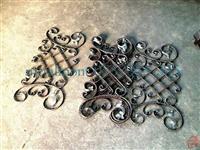 Izrabotka na elementi za kovani ogradi