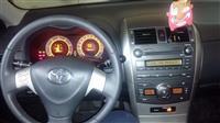 Toyota Corolla -12 prv sopstvenik