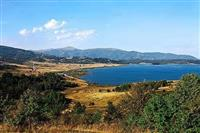 Plac na Vlasinsko ezero Srbija
