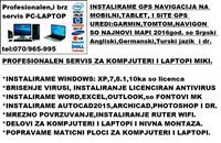 WINDOWS XP 7 8 10 PROGRAMI GPS NAVIGACIJI NA POVIK