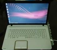 Toshiba i5 8gb 17.3
