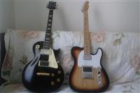 Elektricni gitari - Les Paul i Telecaster