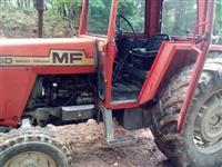 Traktor Massey Ferguson 590 90ks komplet