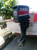 Gliser Yamaha 25