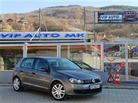 VW GOLF 6 1.6TDI 105KS BLUEMOTION GERMANY VIP AUTO