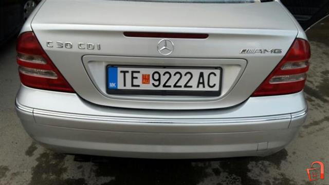 Pazar3 Mk Ad Mercedes Benz C30 Cdi Amg 03 For Sale