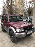 Hyundai Galloper 2.5 intercooler