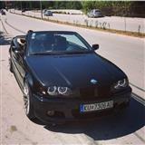 BMW 330ci Cabrio M paket
