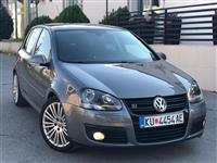 VW GOLF GT ORIGINAL 2.0 TDI 4X4 -08 TIPTOP