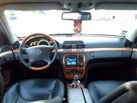 Mercedes Benz s320 cdi povolno