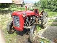 Traktor 533 so dve lameli