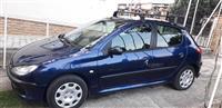 Peugeot 206 1.4 benzin plin neuvezuvana