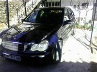 Mercedes C 200 domakinski odrzuvan i vozen-01