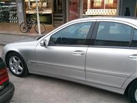 Mercedes C270 cdi AVANDGARD 125kw 170ks