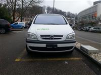 Opel Zafira 1,6 benzin+erdgas