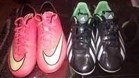 Kopacki Nike i Adidas