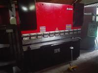 Hydraulic NC Press brake 40t-2200mm