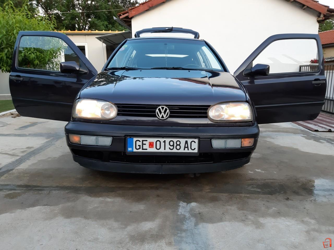 vw golf 3 1 9tdi gevgelija vw golf 3 1 9tdi
