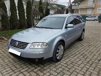 VW Passat 2,5 4x4