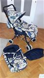 Detska kolicka komplet i sediste za vo kola