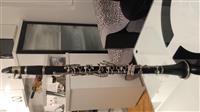 Istrument klarinet (bufet)