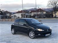 Peugeot 206 1.6hdi 109ks -04 dizel