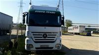 Mercedes-Benz Actors 1844 Megaspace Lowliner Euro5
