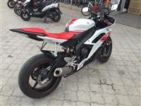 Yamaha R6 11000km