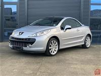 Peugeot 207 CC 1.6 vti 88kw 120hp