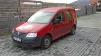 VW Caddy 1.9 registrirano