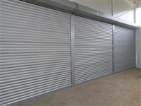 Aluminski garazni vrati na dalecinsko